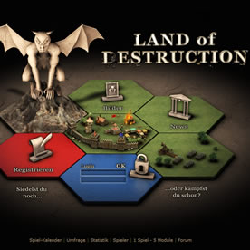 Land of Destruction Screenshot 1